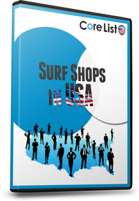 List of Surf Shops in USA