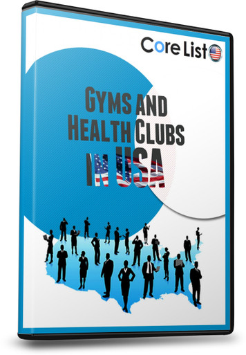List of Gyms and Health Clubs in USA