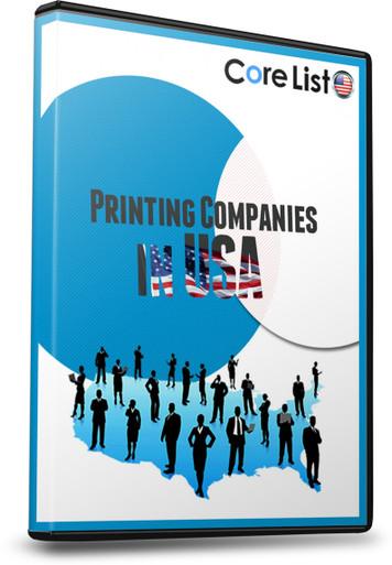 List of Printers and Printing Companies of USA