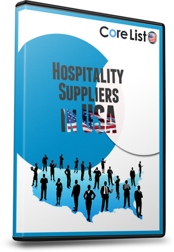 List of Hospitality Suppliers in USA
