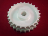 """SPROCKET, WHT 1""""BORE 25TOOTH 1/4KW"""