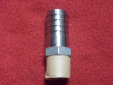 "FITTING, 316SS 3/4"" NPT X 1"" HOSE BARB"