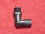 FITTING, BLK 1/2 NPT X 3/4HSBRB ELB