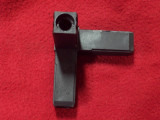 FITTING, CORNER JUNCTION PLASTIC BLK 3-WAY CORNER JOINT