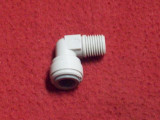 AIR FITTING, 1/4 NPT X 3/8 AIR ELB