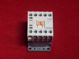 CONTACTOR, 24VDC 20AMP RES 9AMP MOTOR