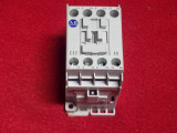 CONTACTOR, 24VDC 25AMP RES 12AMP MOTOR