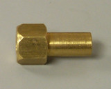 Nut, Brass Tank