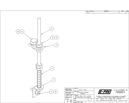 Rod Assembly DWG