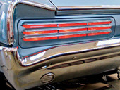 1966 Pontiac GTO LED Sequential Taillight