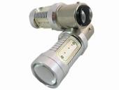 MP-1157-BLT-AMBER  Billet Front Turn Lamp