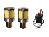 MP-1157-RFB-KIT-AM-UHP 1157 UHP front parking/turn lamps