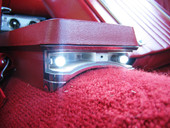 MP-6768-INT-RED Red Interior LED Kit