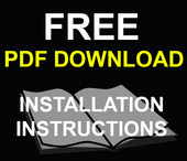 Free Download- LED Dash Lamp Kit Installation Instructions