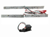 MP-HR-LED 12 inch sequencing light bars