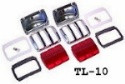 Includes all the parts necessary to make your tail lights look new again...excellent value!