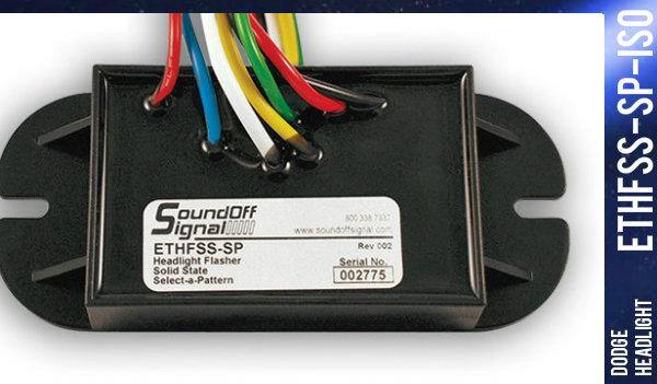 Soundoff Iso Headlight Flasher