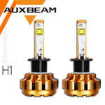 LED HeadLights by Auxbeam H1