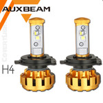 LED HeadLights by Auxbeam H4