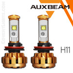 LED HeadLights by Auxbeam H11