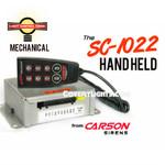 Carson SC-1022 Hand Held Siren