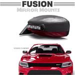 Feniex Fusion Mirror Mount
