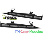 nFORCE Interior Lightbar  TRI-Color