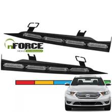 Nforce Interior Visor Lightbar Single Color