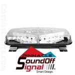 SoundOff Pinnacle LED Mini Lightbar