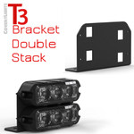 Feniex T3 Double Stack L bracket
