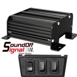 SoundOFF 200 Series Compact 100W Siren