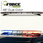 nFORCE LED Lightbar Dual Color 48