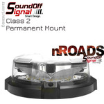 nROADS LOW Dome Beacon Permanent Class 2