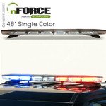 nFORCE LED Lightbar Single Color 48