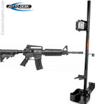 Jotto Single AR Gun Rack Vertical for Flat or Recessed Housings