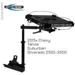 Jotto Desk Laptop Mount 2015+ Chevy Tahoe / Suburban / Silverado 2500-3500