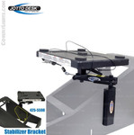 Jotto Console Computer Side Mount For use with Ford Utility 2013+