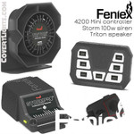 Bundle Storm Pro 100 Triton Speaker & 4200 Mini Controller