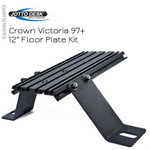 "Jotto Ford Crown Victoria (1997-2012) 12"" Floor Plate Kit"