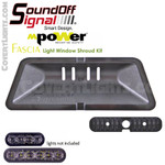 mpower™ Fascia light Window Shroud Kit