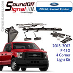 F150 Four Corner Light Kit FORD 2015-2017
