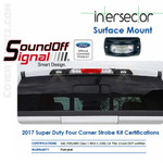 Super Duty Four Corner Light Kit FORD 2017+