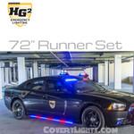 """HG2 SIDE RUNNER SYSTEM  72"""""""
