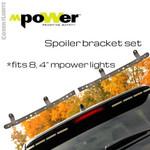 Rear Spoiler Bracket for Ford Utility 2015-2017, for 8 Modules