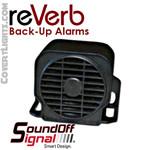 reVerb Back-Up Alarm