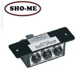 Sho-Me Triple outlet box 14.0553