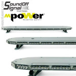 mpower Exterior Full Size LED Lightbar