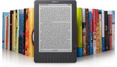 Large Kindle Collection: 43,541 books.   Can be read on any device.   Regular price was $279.95. Now, through December 31st Just $111.98. (60% off)