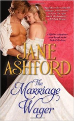 In this Regency favorite from Jane Ashford, a troubled war hero is dealt an unexpected hand....  When Emma Tarrant enters a gambling house to find her brother losing to a gamester, she follows the strange man home and attempts to settle the score. Colin Wareham is intrigued by Emma's offer, and when he wins the first hand, he suggests another game. Should he prevail, Emma would be his prize. But as he's collecting his winnings, Emma's father storms in and demands a marriage. Though forced together, Emma and Colin's passion begins to grow... until a sinister man from Emma's past emerges to raise the stakes.
