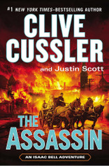 """The Assassin"" (G.P. Putnam's Sons), by Clive Cussler and Justin Scott  Isaac Bell of the Van Dorn detective agency returns in Clive Cussler and Justin Scott's new thriller, ""The Assassin.""  It really is 1905, and Common Oil has a monopoly on the refinery business. John D. Rockefeller's corporation has been stamping out any competitors that gets in the way of its profit margin. The corporation knows it is making quite a few individuals angry, but the cash and influence it yields makes it appear unstoppable.  Bell and his team want to investigate. A witness with damaging data is shot and killed by a sniper, and soon other folks who oppose the company turn into targets. Bell has his hands full trying to remain one particular step ahead of a deadly assassin who appears to have insider access to his plans. This elusive killer will stop at practically nothing, even it implies taking out the complete Van Dorn agency.  The Isaac Bell series is a exciting jaunt into America's previous, and the books are a superb examination of life in the early 20th century. With no reliance on technology and fast access to info, or getting able to hop on a plane to any destination, the seemingly impossible case seems even additional challenging to solve.  Though the identity of the assassin is obvious, it doesn't take away from the enjoyment of the tale"
